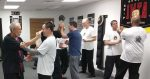 Photo: Master Mike Adams Visit To Our New Peoria WingTsun School February 2016 - 6