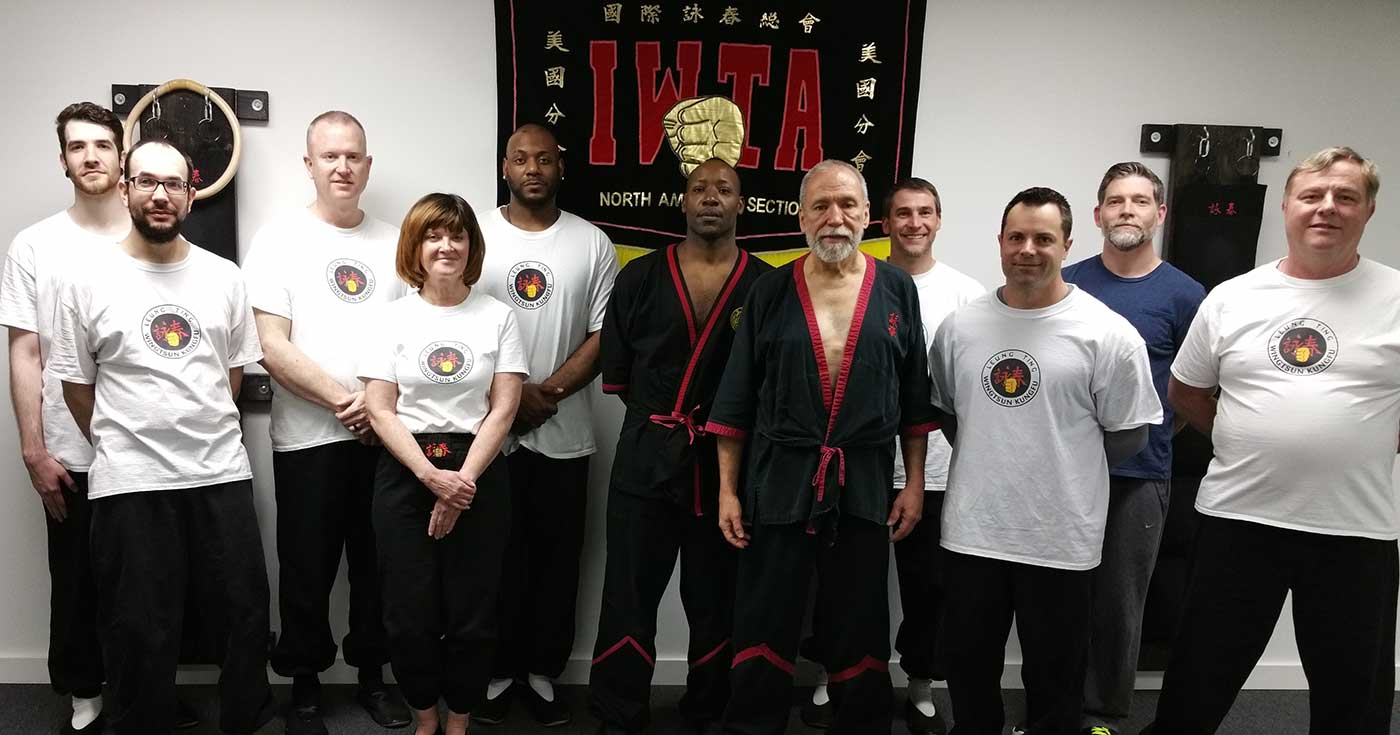 Photo: Master Mike Adams Visit To Our New Peoria School February 2016 - 2